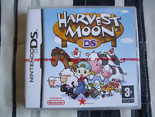 Harvest Moon - DS - Nuevo Precintado - Edición España