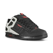Osiris Peril Skate Shoes - Black / Lt. Grey / Red