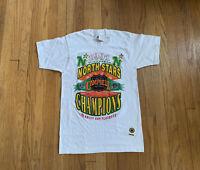 Minnesota North Stars Vintage 90's Single Stitch Starter Shirt Mens M NWT Rare
