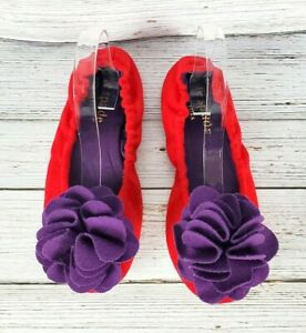 Kate Spade New York Forty Winks Wool Slippers Size 7