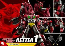 "THREEZERO GETTER 1 ONE ROBOT RED  16"" INCH ROBOT ACTION FIGURE NEW"