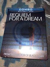 Requiem For A Dream steelbook Canadien Import