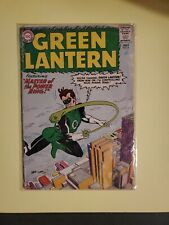 Green Lantern 22 Comic GD Masters Of The Ring Silver Age July 1963 12 Cents...