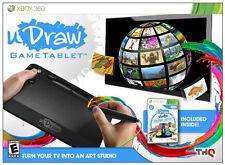uDraw Game Tablet with uDraw Studio Instant Artist Xbox 360 NEW SEALED