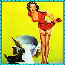 Over 4500 Pin ups/Vintage -1940 - 1950 PINUP GIRLS CD-incredible collection #B1