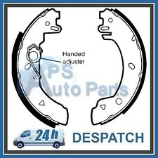 Ford Fiesta 1.0 1.1 1.3 1.4 1.6 1.8 D Courier 1.3 1.8 Rear Axle Brake Shoes New