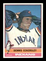 1976 Topps Set Break # 98 Dennis Eckersley NM-MINT *OBGcards*