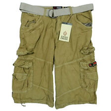 Swiss Cross Mens Cargo Shorts