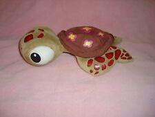 "Disney Finding Dory Plush Sea Turtle SQUIRT 10"" Long x 3"" tall"