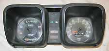 1976 1977 1978 Toyota Pickup Truck Hilux Instrument Cluster Gauge Panel and Trim