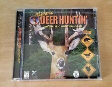 Redneck Deer Huntin' (PC, 1998) Video Game