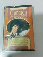 Camaron de la Isla Paco de Lucia Smash - Cinta Tape Cassette Nueva 2T