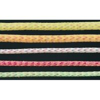Mylar Piping for Fly Tying, Colour Glow, Keeps on glowing, Choice of colour/size