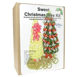 Christmas Sweet Tree Kit (x2) - Make Your Own