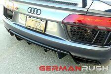 Carbon Fiber Rear Diffuser Audi R8 2016-2018  GR  / Vacuum / USA / Make Offer