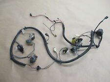 91 Trans Am GTA Tail Light Lamp Harness 0201-3