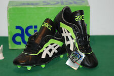 vintage ASICS BARESI ST milan Van Basten Football Boots VTG Italy deadstock