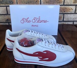 4hunnid The Flame 🔥- YG Limited Drop Size US11  BNIB DS