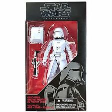 Star Wars The Force Awakens Black Series 6-inch First Order Snowtrooper