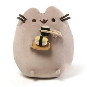 Pusheen the Cat with Sushi Plush 24cm by Gund