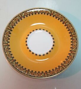 Saucer For Coffee Cup Rosenthal Versace Barocco 2. Choice Good Condition