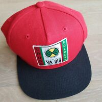 Cross Colours Snapback Hat Hip Hop 90s Strapback