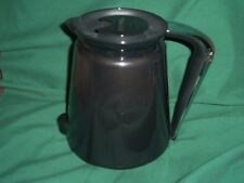 Keurig 2.0 Carafe Plastic Black Silver 32oz Brewer Double-Walled 117635 EC