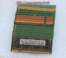 1GB 2x512MB Ram Speicher APPLE MacBook 2,1 2.1 2006 DDR2 SODIMM 667Mhz PC2-5300S