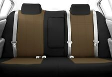 Seat Cover Rear Custom Tailored Seat Covers TY459-06NN fits 12-16 Toyota Prius V