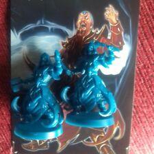 2x demoníaca los cultistas higos espadas & Sorcery Kickstarter Boardgame Tarjeta de pieza de repuesto