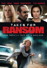 Taken for Ransom DVD