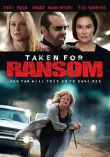 Taken for Ransom (DVD, 2014)