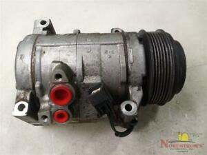 2009 Buick Enclave AC A/C AIR CONDITIONING COMPRESSOR