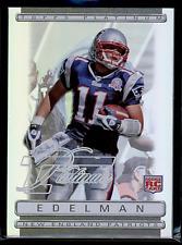 2009 Topps Platinum Julian Edelman Refractor /1549 RC #159 Patriots Rookie Card