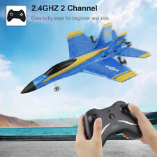 2,4 GHz RC Flugzeug RTF Flugzeug flugbereit für Kinder Junge Anfänger Geschenk
