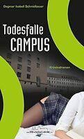 Todesfalle Campus: Der-Passau-Krimi von Schmidbauer...   Buch   Zustand sehr gut