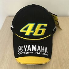 Casquette Noir Rossi VR 46 yamaha NEUF