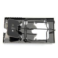 4x Rat Catching Traps Heavy Duty Snap Mouse Trap-Easy Set/Bait/Pest Catcher M2J4