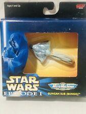Vintage 1999 Star Wars Episode I Micro Machines Gungan Sub Bongo Galoob NEW