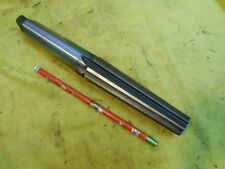 1 Per Foot Taper X 4 Morse Taper Shank Reamer Lathe Drill Spindle Lmamps Co Usa