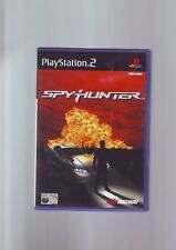 SPYHUNTER - PS2 GAME / 60GB PS3 COMPATIBLE - FAST POST - ORIGINAL & COMPLETE