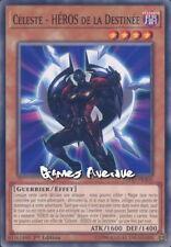 Yu-Gi-Oh ! Céleste - HEROS de la Destinée LEHD-FRA05 (LEHD-ENA05) VF/COMMUNE