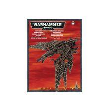 CHAOS SPACE MARINE HELDRAKE- WARHAMMER 40K - GAMES WORKSHOP- SENT FIRST CLASS