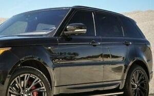 Land Rover OEM Range Rover Sport L494 2014+ Roof Rail & Finishers Black New