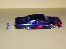 """1/24 scale 1967 Malibu SS  with  Parma """" The  EDGE """"  chassis  Drag slot  car"""