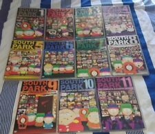 South Park Season 1 to 11 DVD Region 1 Like New Keepcase releases