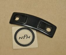 New NOS HJC Arai Icon Helmet Stick On Chin Mouth Vent Replacement Part (Black)