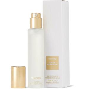 TOM FORD Eau de Soleil Blanc Travel Spray  .34oz/10ml  * New in Sealed Box * $60