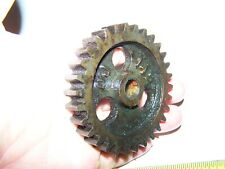 Old FAIRBANKS MORSE HEADLESS Z Hit Miss Gas Engine Magneto Gear Steam Ignitor