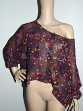 Evening, Occasion Floral Button Down Shirts for Women